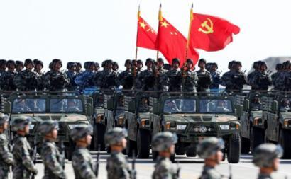 Porta-voz do ministério da Defesa do governo da China declarou que, se o governo de Hong-Kong pedir, as forças do exército chinês lá estacionadas poderão intervir