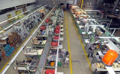 Fábrica do grupo Kyaia (Guimarães) - Foto Hugo Delgado/Lusa (arquivo)