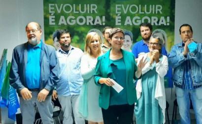 """Noite eleitoral da coligação """"Evoluir Oeiras"""""""