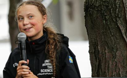Em defesa de Greta Thunberg
