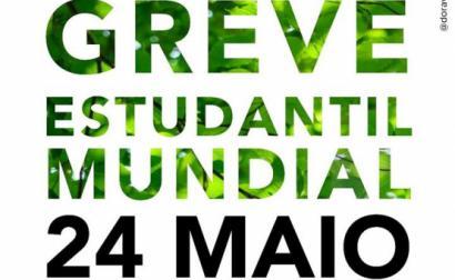 34 Organizações da Sociedade Civil apoiam Greve Estudantil Mundial pelo Clima de 24 de maio de 2019.