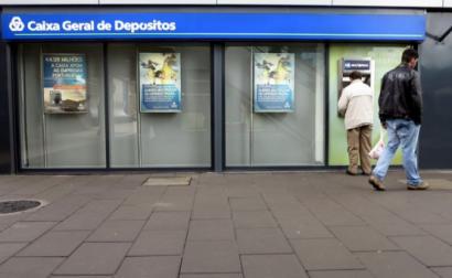 Caixa Geral de Depósitos. Foto de Paulete Matos.