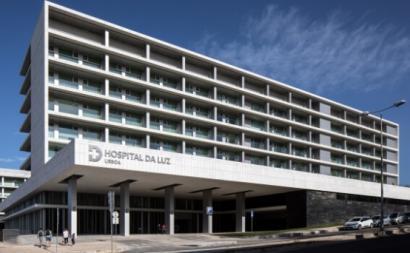 Hospital da Luz em Lisboa