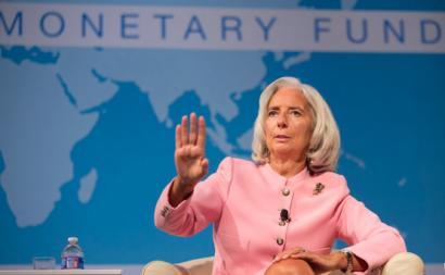 Christine Lagarde, 10 de outubro de 2013 – foto de FMI/flickr