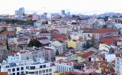 Lisboa. Foto de Paulete Matos.