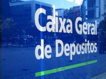 Caixa Geral de Depósitos, foto de Paulete Matos.