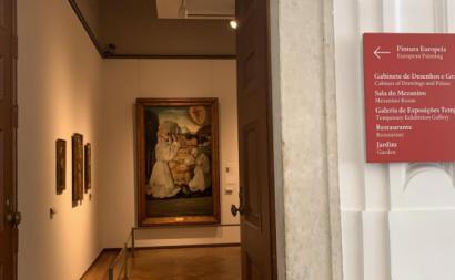 Com 20 vigilantes para 80 salas de exposição, o encerramento de salas é recorrente.