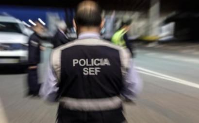 """""""A morte de Ihor Homeniuk foi consequência direta da conduta dos arguidos e que tinham o dever de agir de forma diferente"""", afirmou o juiz – SEF, foto de Miguel Pereira da Silva/Lusa"""