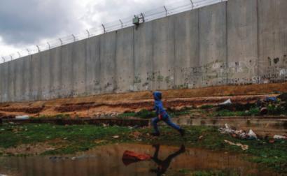 A Human Rights Watch (HRW) denunciou que as autoridades de Israel estão a cometer crimes de apartheid e de perseguição, 27 de abril de 2021 – Foto da HRW