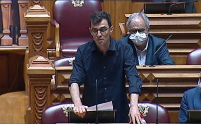 Jorge Costa no debate do Estado da Nação, 24 de julho de 2020