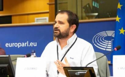 """José Gusmão aponta """"duas decisões graves"""" no Fundo de Recuperação Europeu – Foto GUE/NGL"""