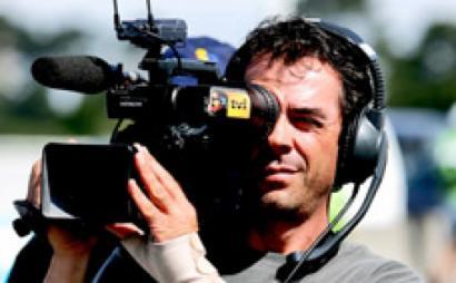 Operador de câmara da TVI.