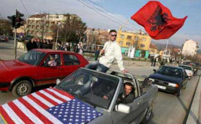 Declaração da independência do Kosovo