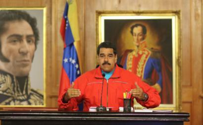 Nicolás Maduro após as eleições parlamentares de 2020 - Foto telesur