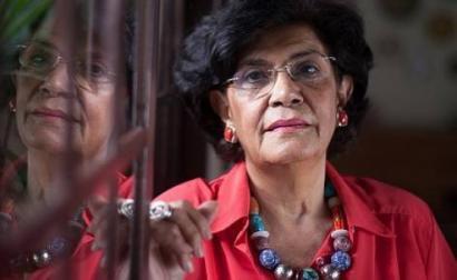Marilena Chauí por Patrícia Araújo. Foto de Outras Palavras