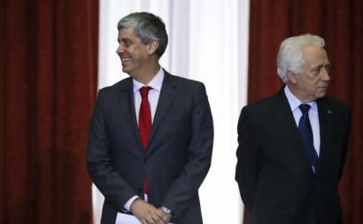Enquanto Ministro das Finanças, Mário Centeno pediu o relatório ao Banco de Portugal, que rejeitou a entrega. Foto de José Sena Goução, Lusa.