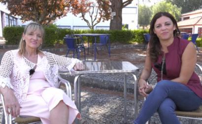 Marisa Matias entrevistou Martina Anderson no Socialismo 2018
