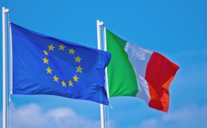 O futuro da Itália na UE é incerto. Foto: Max Garçia/Flickr