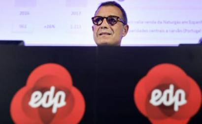 António Mexia, presidente executivo da EDP - Foto de António Cotrim/Lusa (arquivo)