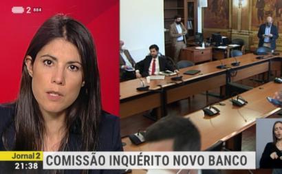 Mariana Mortágua no Jornal2 da RTP
