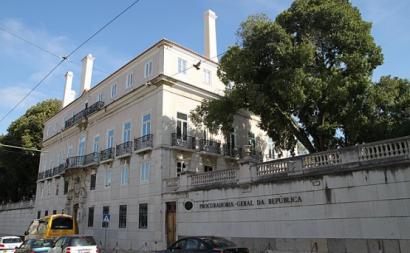 Procuradoria Geral da República - Palácio Palmela, foto de João Carvalho, 22 de setembro de 2011, disponível em wikipedia.pt