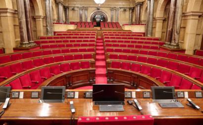 Parlamento catalão