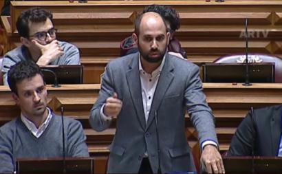 Pedro Filipe Soares encerrou o debate sobre as comissões bancárias