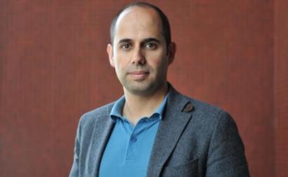 Líder do Grupo Parlamentar do Bloco, Pedro Filipe Soares. Foto de Paulete Matos.