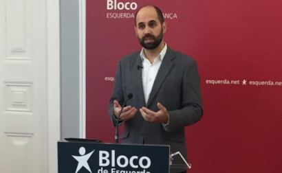 """O Bloco de Esquerda apresentou esta manhã três propostas para responder """" à crise pandémica, económica e social""""."""