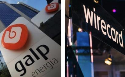 Nova administradora executiva da Galp veio da Wirecard. Bloco questiona idoneidade. Foto, montagem esquerda.net