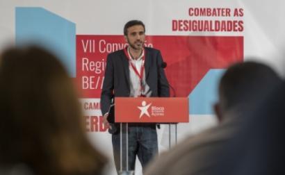 António Lima. Foto do Bloco de Esquerda dos Açores.