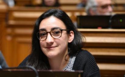 Isabel Pires - Foto de Paula Nunes
