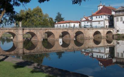 Ponte Romana em Chaves. Foto de João Carvalho/Wikimedia Commons.