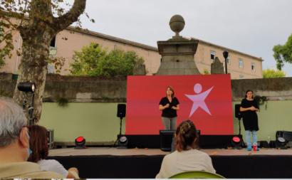 Catarina Martins no Porto