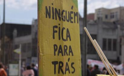 """""""É preciso repensar os apoios sociais"""" aos trabalhadores a recibo verde, temporários e informais tem afirmado o deputado José Soeiro"""
