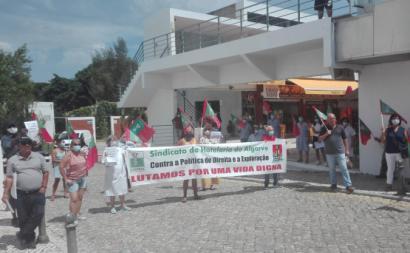 Protesto Vilanova Resort
