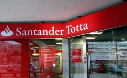 Banco Santander. Foto de Paulete Matos.