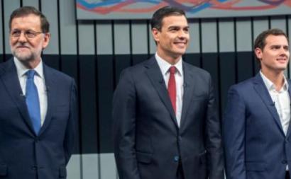PSOE apresenta moção de censura a Mariano Rajoy