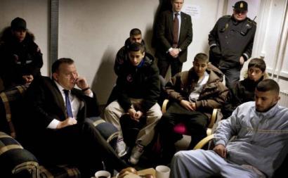 Dinamarca duplica penas por crimes cometidos em guetos
