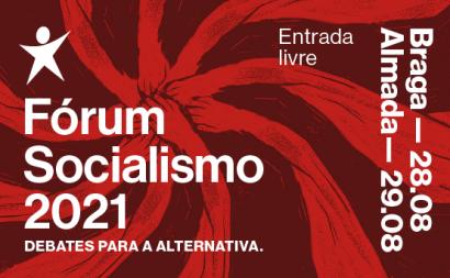 Fórum Socialismo 2021.