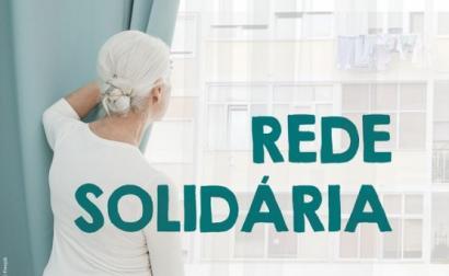 Mais de mil pessoas aderiram à Rede Solidária