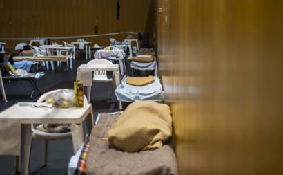 Sem-abrigo: a resposta solidária e as necessidades numa crise prolongada