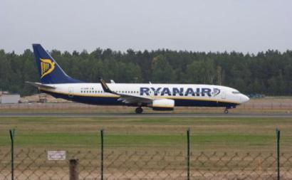 Nova greve europeia na Ryanair na última semana de setembro - Foto de ta_dzik/flickr