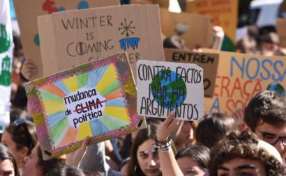 Bloco apresenta proposta de Lei de Bases do Clima