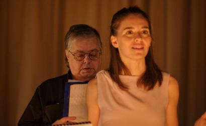 Sara Barros Leitão - Fotografia de Filipe Ferreira / Teatro Nacional D. Maria II