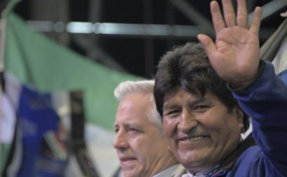 Evo Morales poderá ter de ir a segunda volta