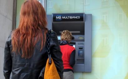 Multibanco - Foto de Paulete Matos