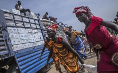 Sudão do Sul. 2019. Foto de Gabriela Vivacqua/WFP.