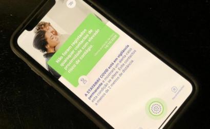 A D3 estranha que a iniciativa de tornar a app obrigatória não seja acompanhada de anúncios sobre o reforço do rastreio manual.