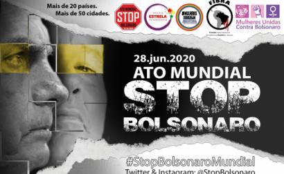 O Ato Mundial é no próximo domingo 28 de junho, com ações marcadas em 50 cidades de 19 países, em Lisboa será às 18h no Rossio